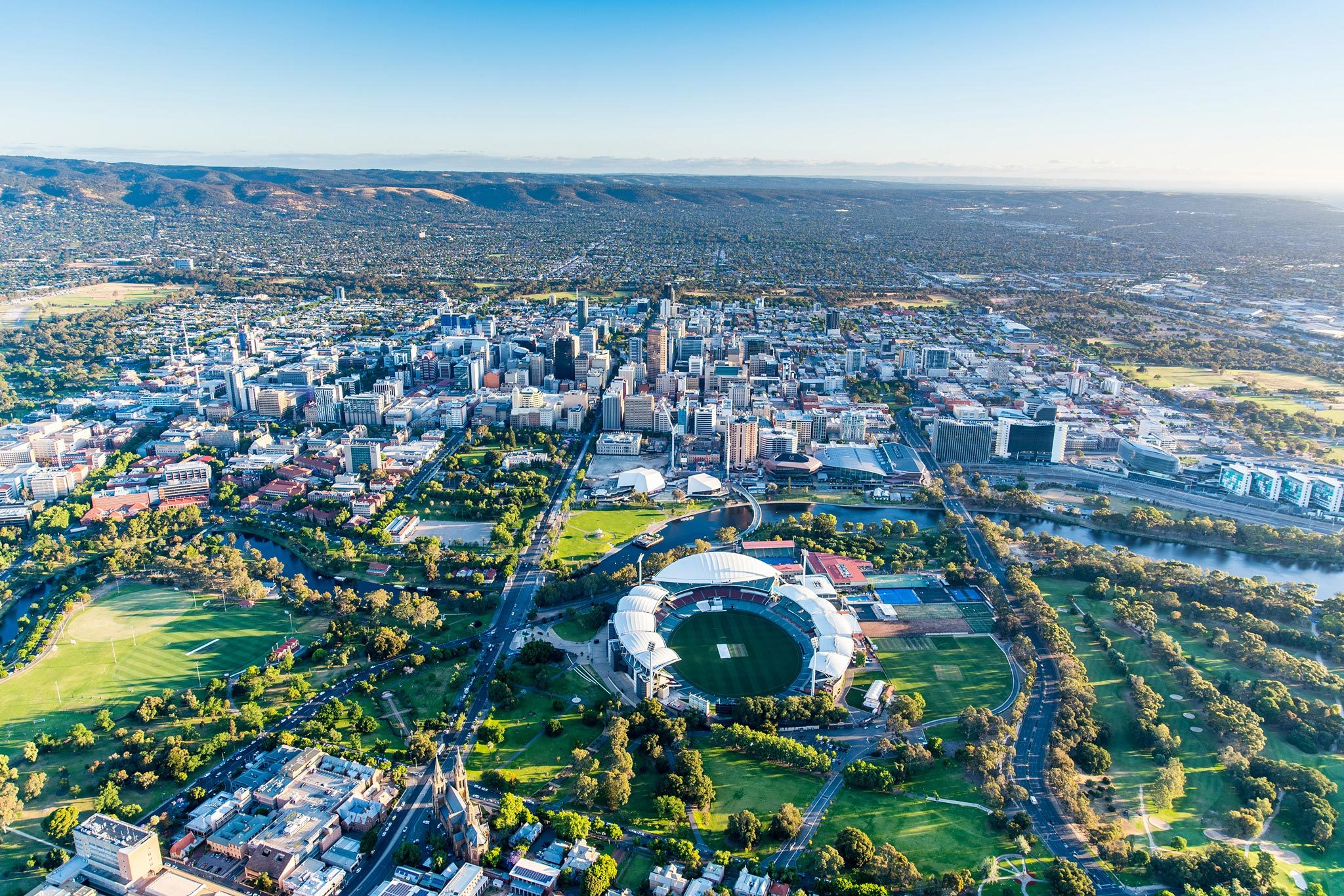 Adelaide boasts a number of education providers for coding